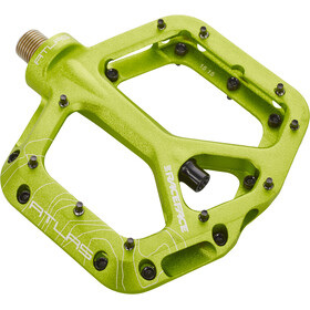 Race Face Atlas Pedalen, green